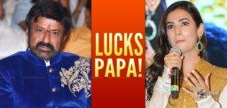 NBK-My-Lucky-Hero-Sonal-Chauhan