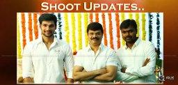 bellamkondasaisreenivas-boyapatisrinu-shoot-update