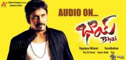 Nagarjuna039-s-Bhai-Audio-date-confirmed