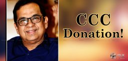 Comedy King Donates 3 Lakhs To 'CCC'