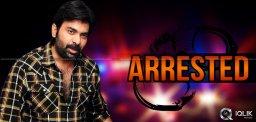 raviteja-brother-bharath-arrested-in-drink-n-drive