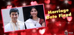 chinmayi-sripaada-and-rahul-marriage-date-may-6th