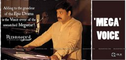 chiranjeevi-voice-over-for-rudramadevi-movie