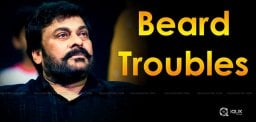 chiranjeevi-facing-problem-with-his-beard