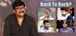 Not 3, Mega Star Okays 4 Projects In A line?