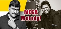 Mani Sharma For #Chiru152, Mega Choice!