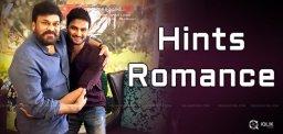 chiranjeevi-romance-sye-raa-sudheer-babu
