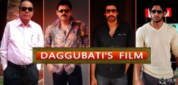 Daggubati039-s-film-on-the-way