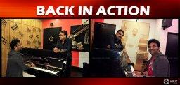 dsp-starts-music-sittings-for-janatha-garage