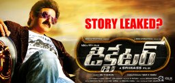 balakrishna-dictator-movie-story-leaked