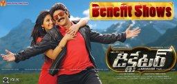 balakrishna-dictator-movie-benefit-shows