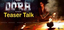 nayanthara-telugu-movie-dora-teaser-talk