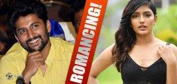 Eesha Rebba To Romance Nani?
