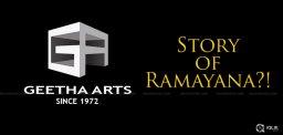 geetha-arts-ramayana-focused-on-rama