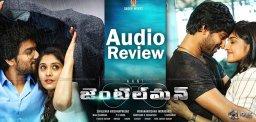 nani-gentleman-movie-audio-review