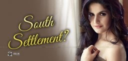 zareen-khan-south-entry