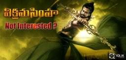 no-buyers-for-vikrama-simha-movie-with-huge-budget