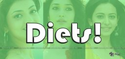 heroines-special-diet-latest-updates