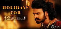 Holidays-for-Baahubali-team