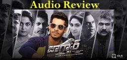 nikhil-gowda-jaguar-audio-review