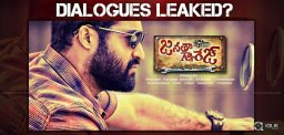 discussion-on-janatha-garage-dialogues-leak