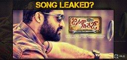 ntr-janatha-garage-film-song-leak-details