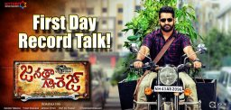 discussion-on-jrntr-janatha-garage-openings