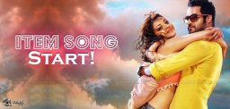 kajal-item-song-in-janatha-garage-shoot-details