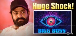 Jr NTR's Bigg Shock To Them!