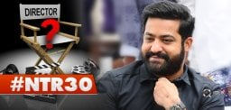 #NTR30, And The Director Is!