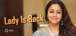 Jyothika In A Message-Oriented Film