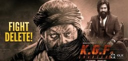KGF 2 To Skip An Action Sequence?