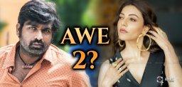 awe-sequel-kajal-sethupathi-finalized