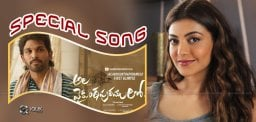 Kajal Likely To Do A Special Number In Ala Vykuntapuram Lo