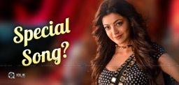 kajal-aggarwal-special-song