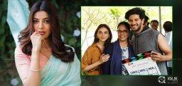 Kajal-Dulquer-Aditi-Rao-Movie-Title-Hey-Sinamika