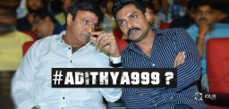 Shocking Gossip: Adithya 999 With Kalyan Ram?
