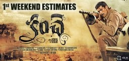kanche-movie-first-weekend-collections