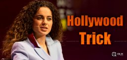 Kangana Horse Riding: Hollywood Trick