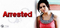kaththi-heroine-sana-khan-arrested-for-an-assault