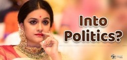 keerthy-suresh-may-join-politics