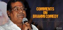kota-srinivasa-rao-comments-on-brahmi-comedy