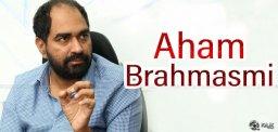 director-krish-aham-brahmasmi-details-