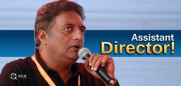 When Prakash Raj Became An Assistant Director