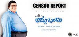 Laddu-Babu-completes-Censor