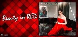 actor-lakshmi-rai-new-look-in-red-gown