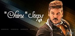 lawrence-is-going-to-choreograph-for-chiranjeevi