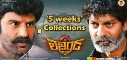 balakrishna-legend-movie-five-weeks-collections