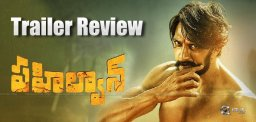 Pehlwaan Trailer Review: Baadshah Sudeep!