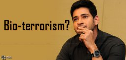 Mahesh Dealing With Bioterrorism?